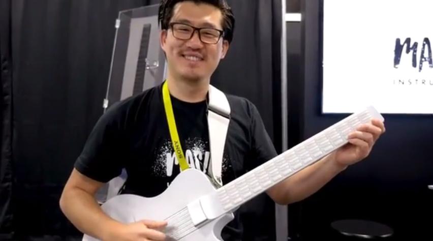 #Ask1FacteurAuCES : Est-ce qu'il existe des objets connectés dédiés aux musiciens ?