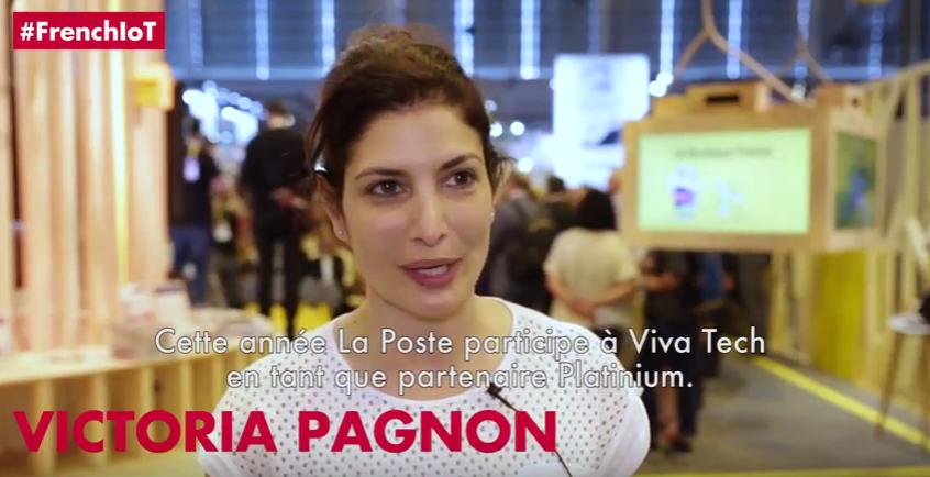 Le Groupe La Poste présente ses startups à Viva Tech