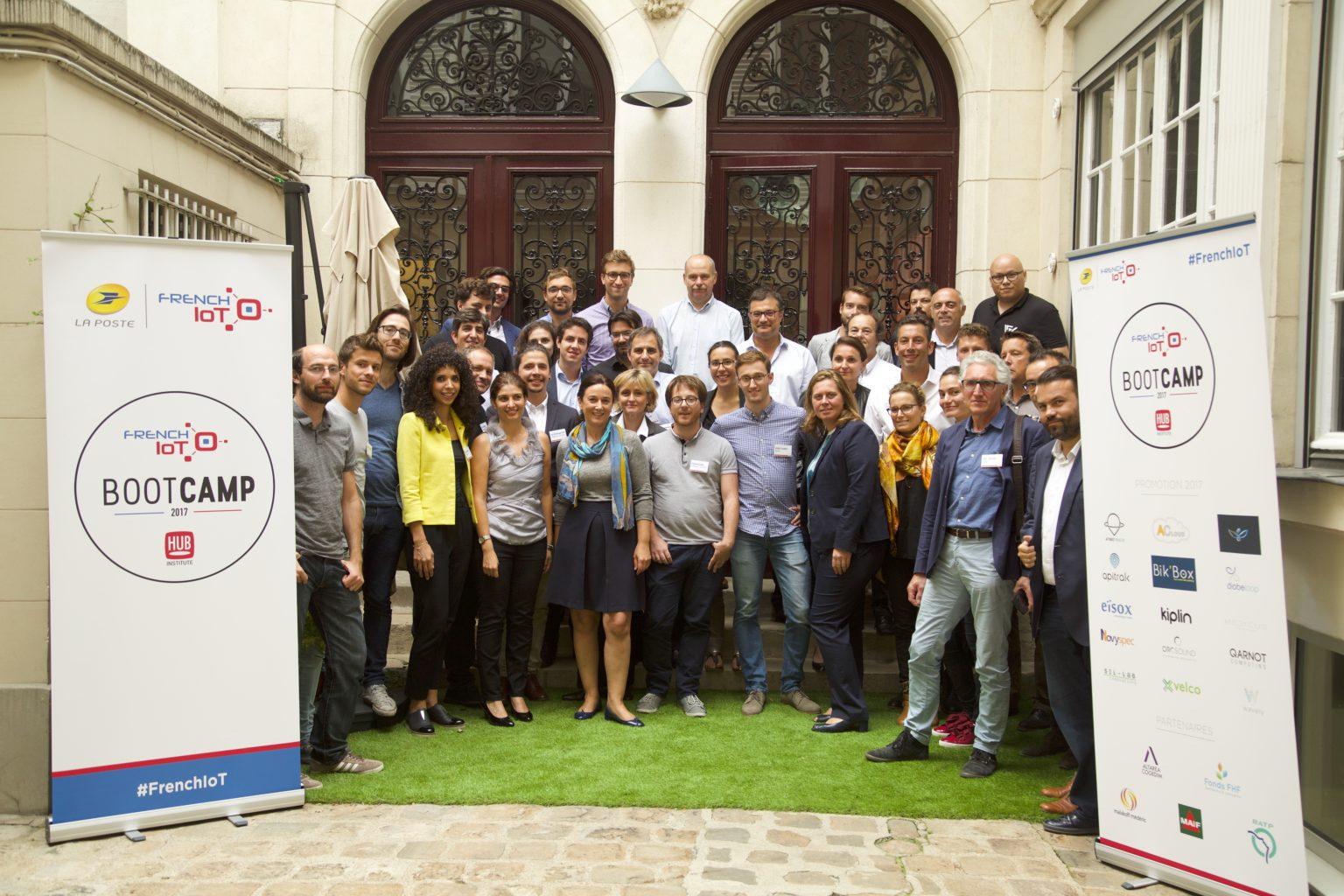 Ils seront la vitrine de French IoT au CES Unveiled Paris
