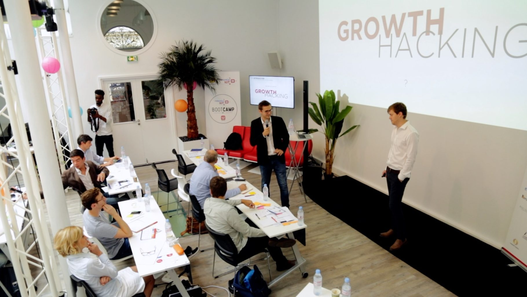 Le Growth Hacking pour booster la croissance des start-up