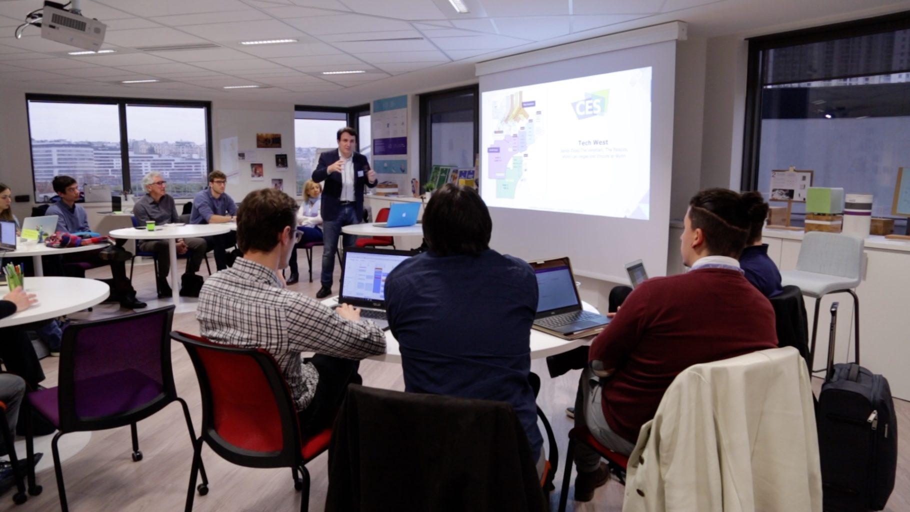 Le CES Las Vegas : la concrétisation du programme French IoT
