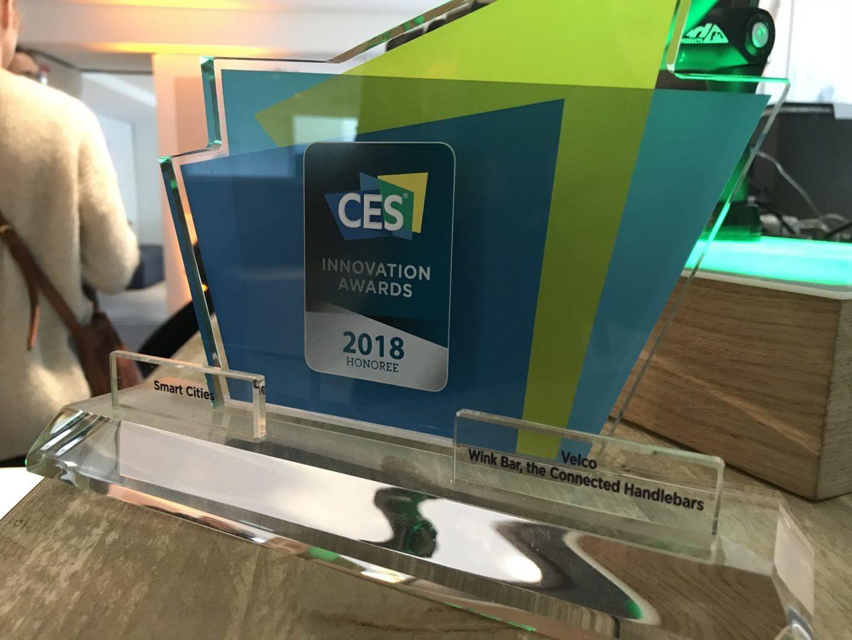 Avoir un CES Innovation Award, ça change quoi ?