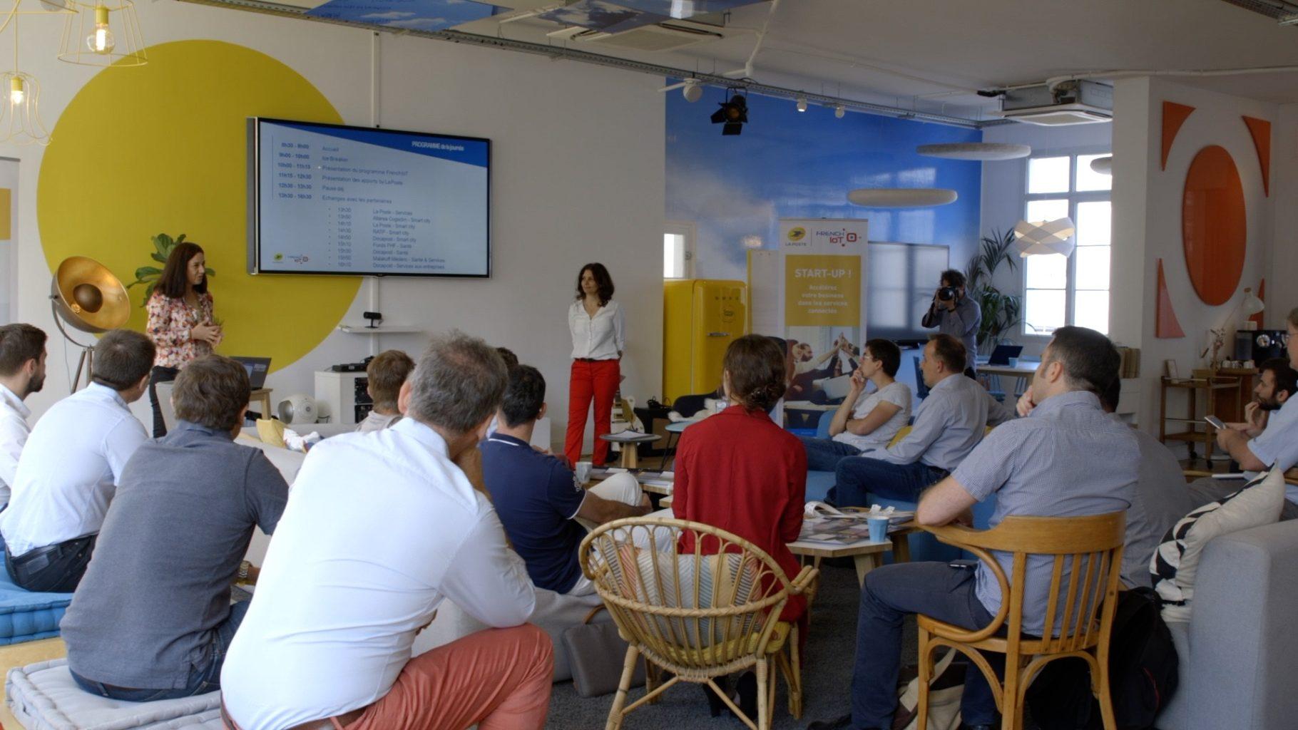 Onboarding : premier temps fort du programme French IoT