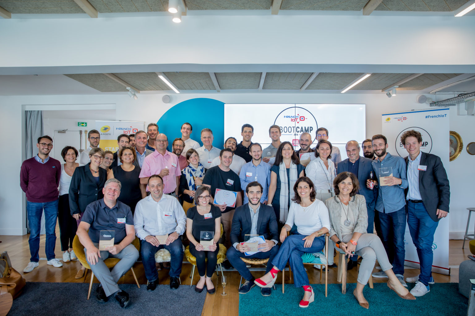 Best of du Bootcamp French IoT 2018
