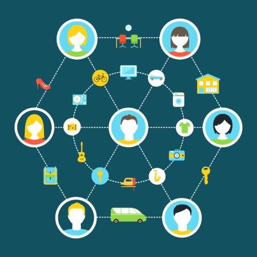 French IoT - Les nouveaux concepts de l'économie collaborative