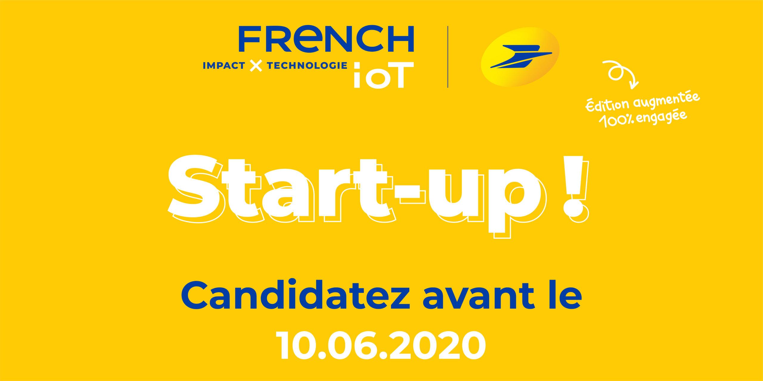Lancement de la 6e édition French IoT