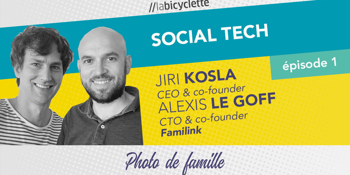 ep 1 Social Tech : Familink : Photo de famille