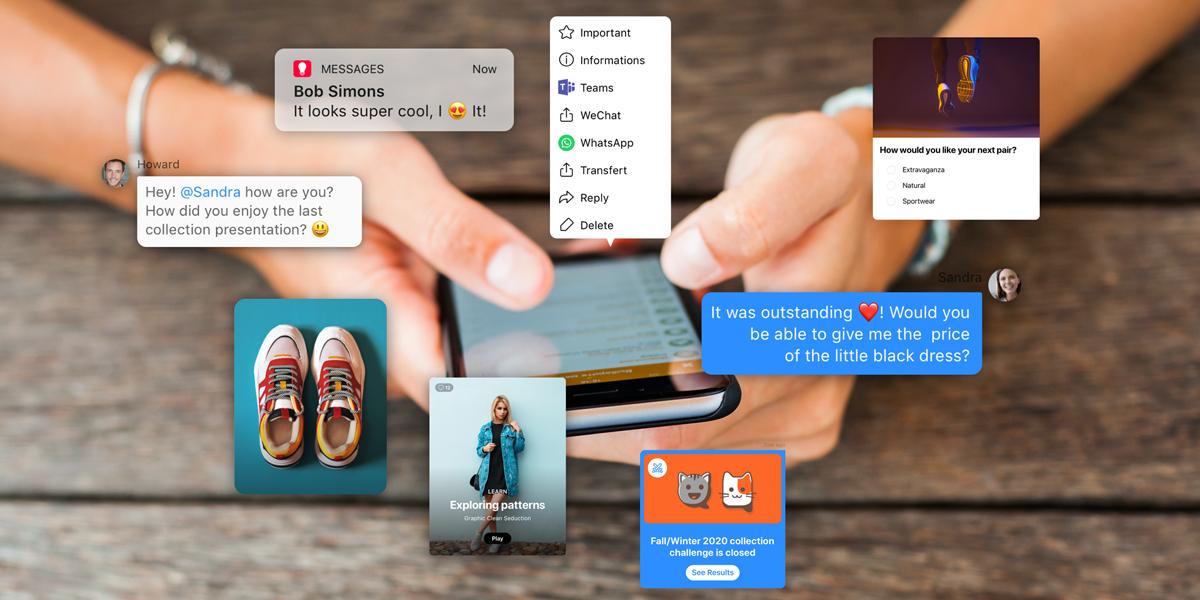 Southpigalle, le weChat d'entreprise à la française