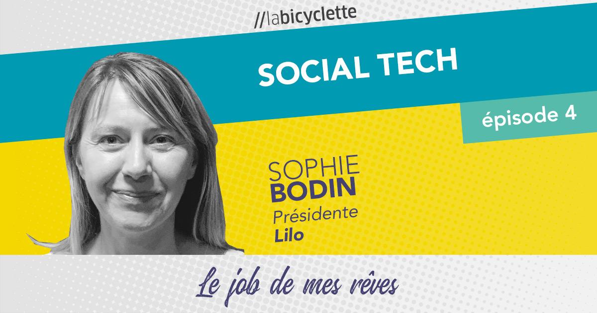 ep 4 Social Tech : Lilo, moteur de recherche alternatif