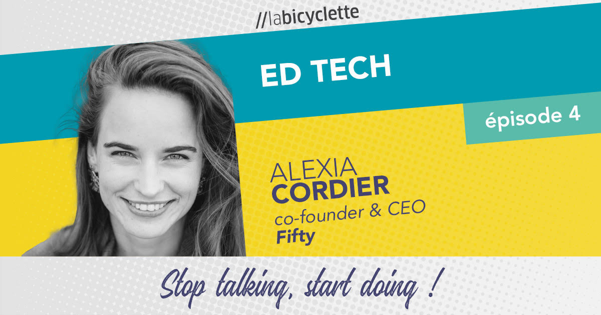 ep 4 Ed Tech : Fifty, stop talking start doing