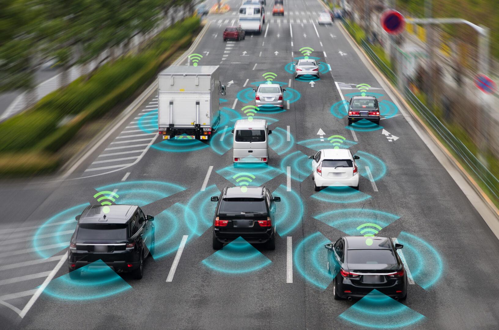 Transpolis, une « mini-ville » pour tester le véhicule autonome