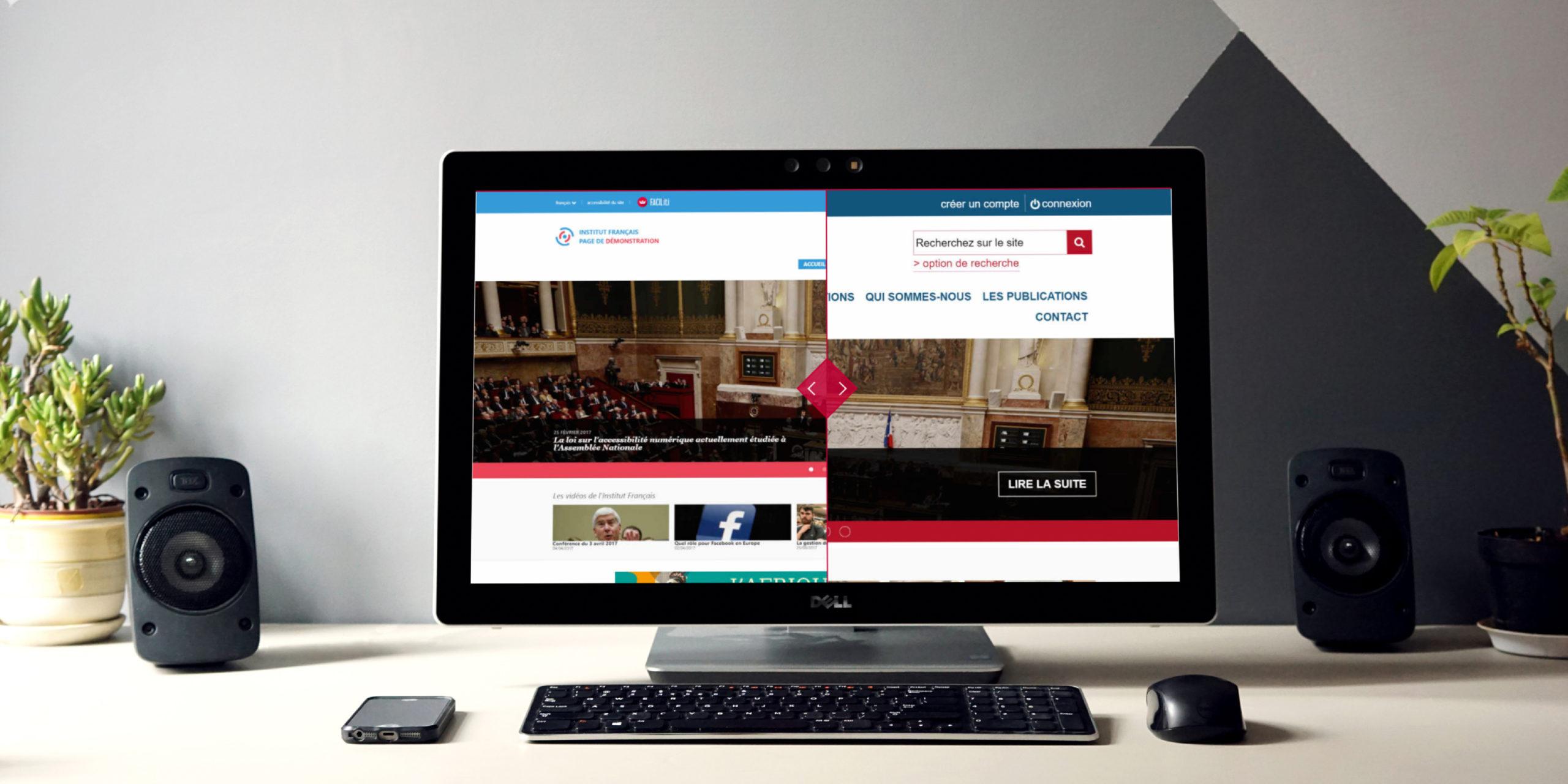 FACIL'iti, pour un web plus inclusif