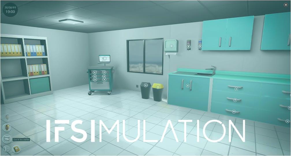 IFSImulation, jamais la première fois sur le patient