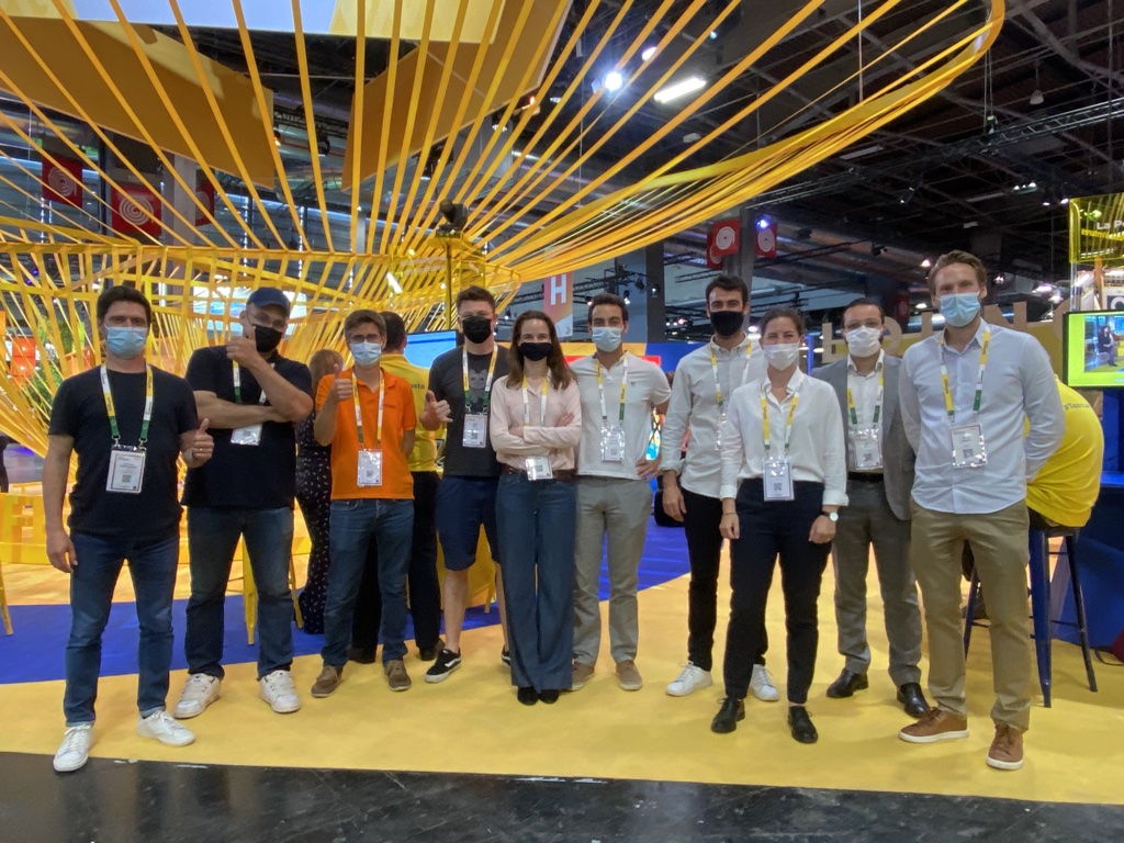 Les start-up French IoT à VivaTech 2021